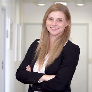Julia Gauch - Personalreferentin für Stellenangebote in verschiedenen gewerblichen und kaufmännischen Bereichen