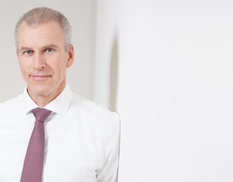 Der Geschäftsführende Gesellschafter Dr. Peter Mrosik spricht über Karrieremöglichkeiten bei profine