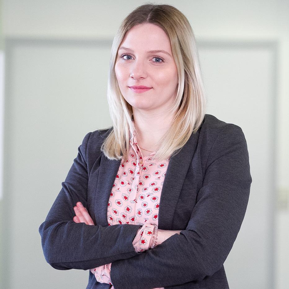 Cynthia Stuppy - Personalreferentin für Stellenangebote im Bereich Logistik