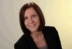 Claudia Simon, Personalreferentin der profine GmbH